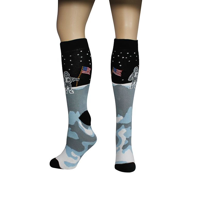 674cac40b25a7 Man On The Moon Socks - $9.95 : FunSlurp.com, Unique Gifts and Fun Products  by FunSlurp