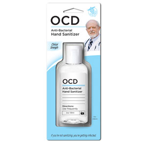 OCD Hand Sanitizer