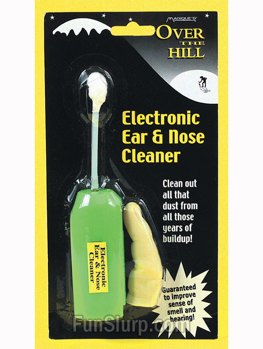 OTH Electric Nose & Ear Cleaner