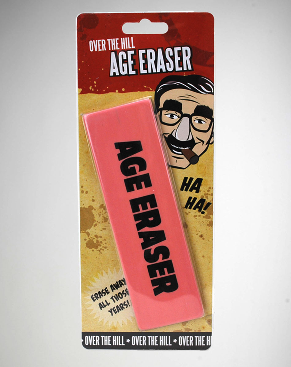 Over the Hill Age Eraser