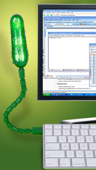 Pickle USB Light