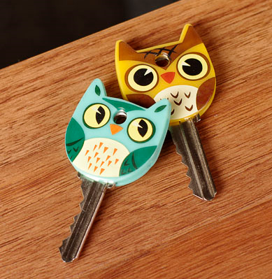 Quirkeys: Owl Key caps
