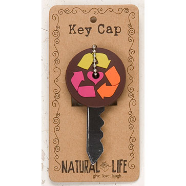 Recycle Key Cap - Go Green