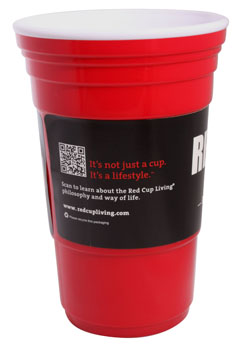 Red Cup Reusable Solo Cup