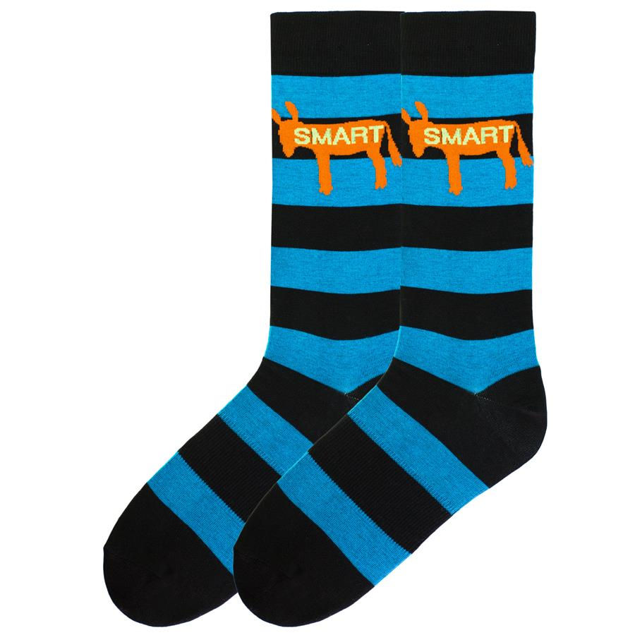 Colorful Socks Make Smart!