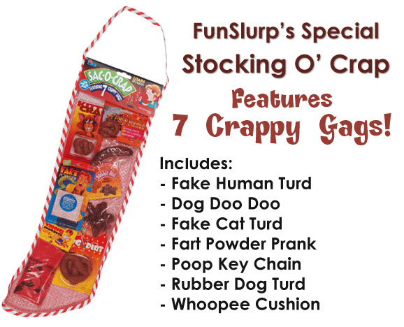 Stocking O' Crap
