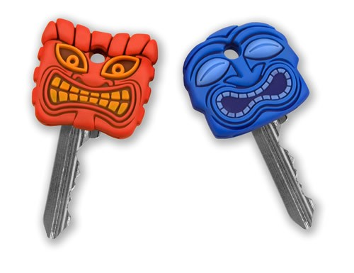 Ti-Keys Tiki Key Covers