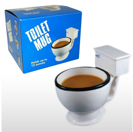 Coffee Toilet Mug