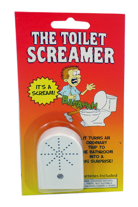 The Toilet Screamer