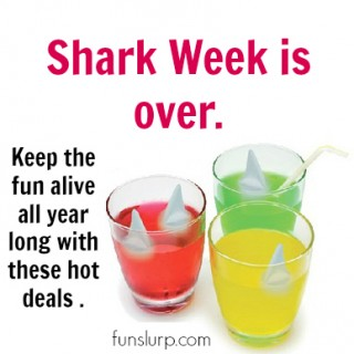 Keep the spirit of Shark Week alive with these hot sales!